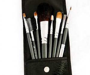 personal makeup brush kit